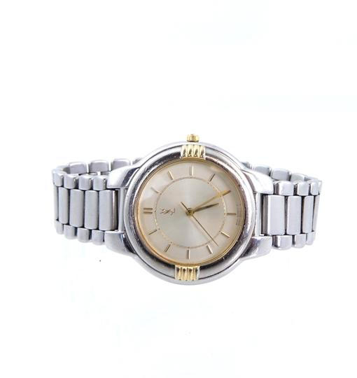 Saint Laurent YSL 6031 Stainless Steel Gold Watch Image 1
