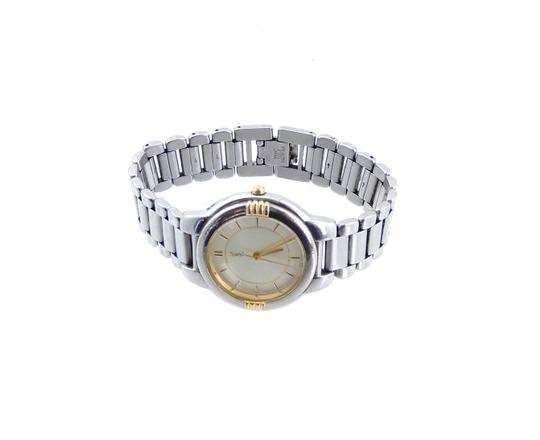 Saint Laurent YSL 6031 Stainless Steel Gold Watch Image 5