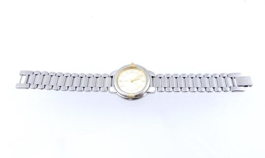 Saint Laurent YSL 6031 Stainless Steel Gold Watch Image 8