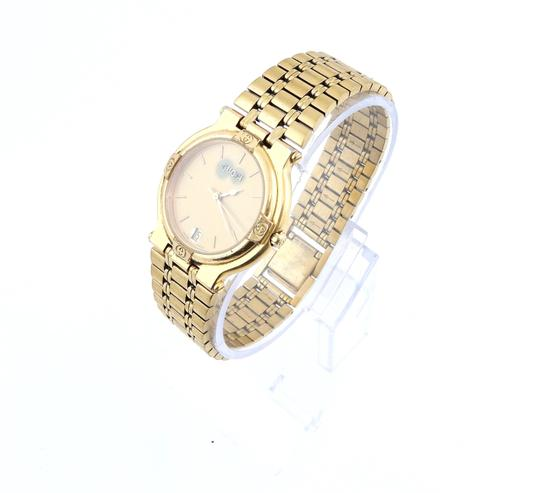 Gucci Non Working 9200m Gold Watch Image 2