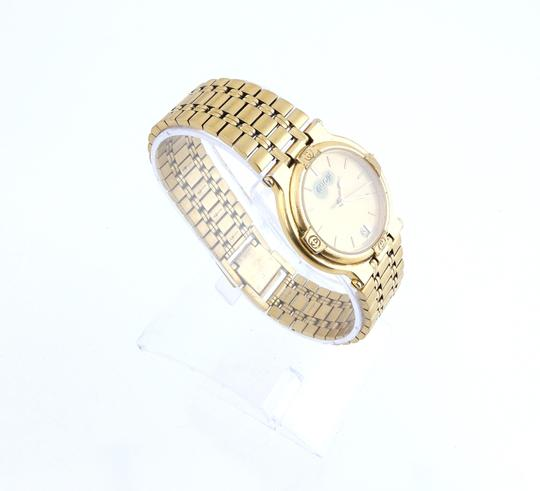 Gucci Non Working 9200m Gold Watch Image 4
