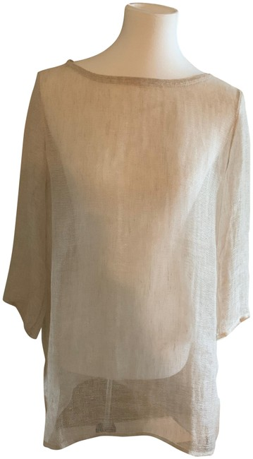 Item - Cream Tunic Size 0 (XS)