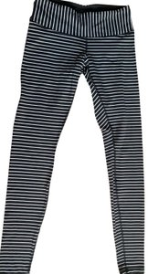 Lululemon striped lululemon leggings