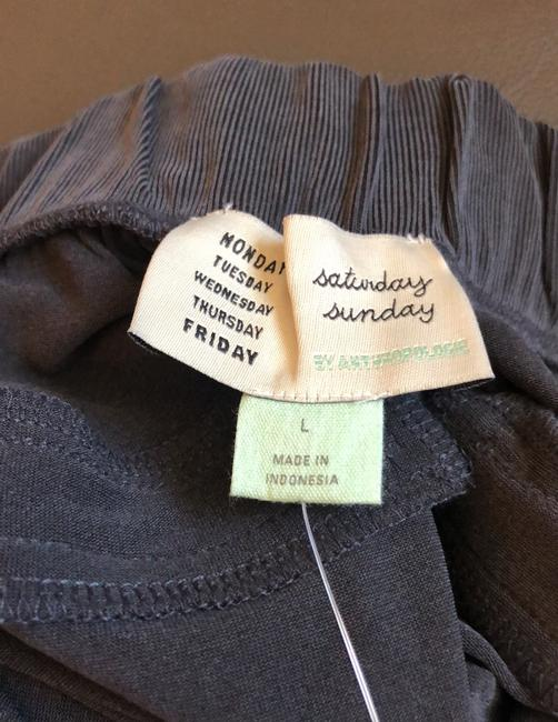 Anthropologie Relaxed Pants Dark Gray Image 5
