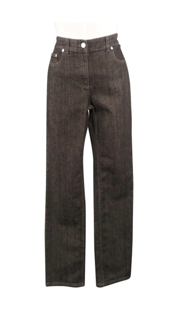 Dior Jeans Boot Cut Jeans-Dark Rinse Image 0