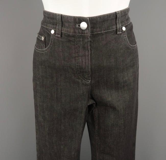 Dior Jeans Boot Cut Jeans-Dark Rinse Image 1