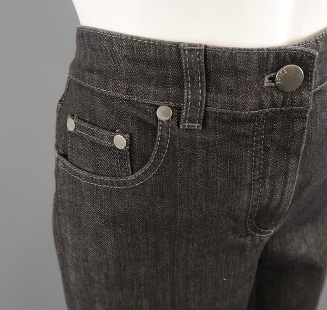 Dior Jeans Boot Cut Jeans-Dark Rinse Image 2