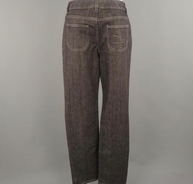 Dior Jeans Boot Cut Jeans-Dark Rinse Image 3