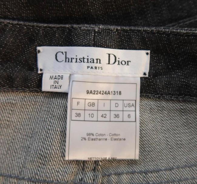 Dior Jeans Boot Cut Jeans-Dark Rinse Image 4
