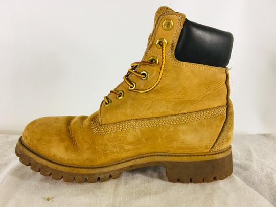 Timberland Suede Ankle Camel Boots Image 4