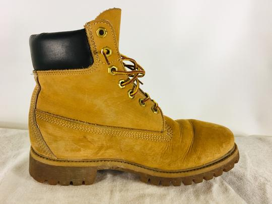 Timberland Suede Ankle Camel Boots Image 5