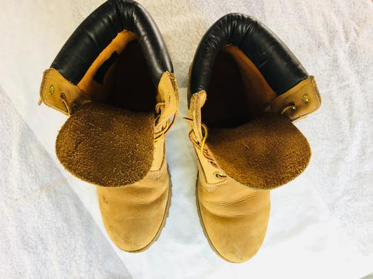 Timberland Suede Ankle Camel Boots Image 8