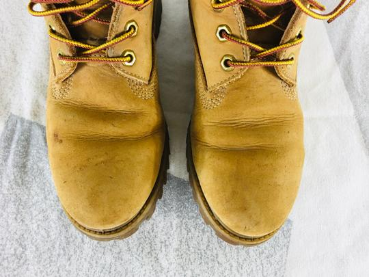 Timberland Suede Ankle Camel Boots Image 9