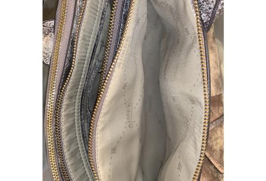 Aimee Kestenberg Satchel in Distressed gold Image 6