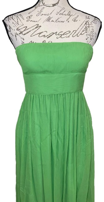 Item - Green Mid-length Cocktail Dress Size 4 (S)