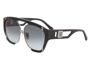 MCM MCM 672SA-001 BLACK / GREY GRADIENT SUNGLASSES