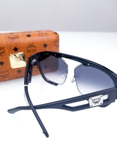 MCM MCM 672SA-001 BLACK / GREY GRADIENT SUNGLASSES Image 4