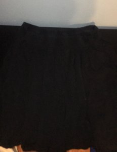 Brandy Melville Mini Skirt black