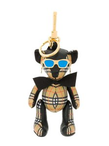 Burberry Beige multicolor BBurberry Thomas Bear Charm in Sunglasses