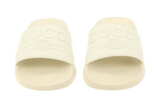 Gucci White Sandals Image 4