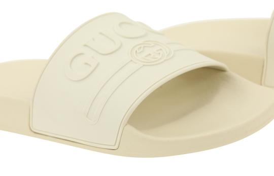 Gucci White Sandals Image 7