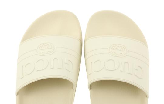 Gucci White Sandals Image 8