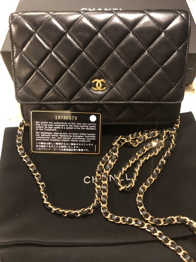 Chanel Woc Wallet On Chain Cross Body Bag Image 2