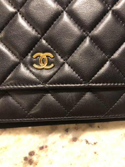 Chanel Woc Wallet On Chain Cross Body Bag Image 3