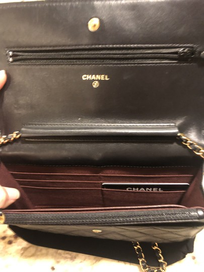 Chanel Woc Wallet On Chain Cross Body Bag Image 4
