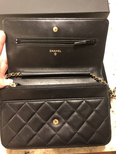 Chanel Woc Wallet On Chain Cross Body Bag Image 5