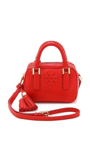 Tory Burch Satchel in red Image 1