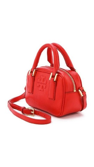 Tory Burch Satchel in red Image 2