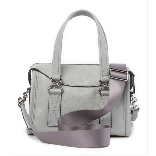 Marc Jacobs Mini Wellington Meghan Markle Kate Middleton Satchel in Light Gray Image 1