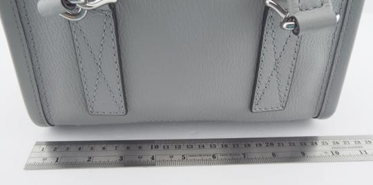 Marc Jacobs Mini Wellington Meghan Markle Kate Middleton Satchel in Light Gray Image 8