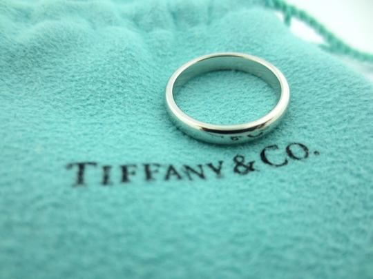 Tiffany & Co. Lucida 3mm Wedding Engagement Eternity Band Ring Image 1