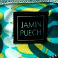Jamin Puech Leather Silver Clutch Image 4