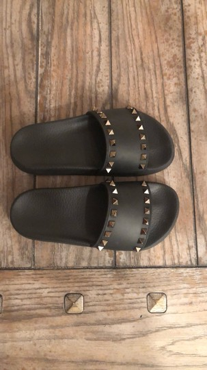 Valentino black Sandals Image 1