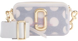 Marc Jacobs The Jelly Snapshot Pouch Retro Cross Body Bag