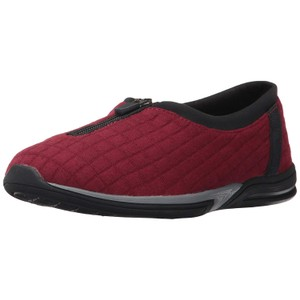 Aerosoles Dark Red Flats