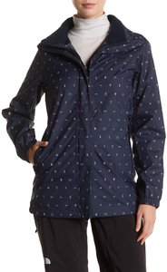The North Face Parka Resolve Hooded Urban Navy Jacket