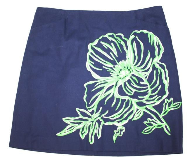 Item - Mini Navy Skirt Size 8 (M, 29, 30)