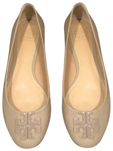 Tory Burch Taupe Lowell Flats Size US 7