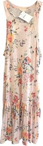 Rebecca Taylor short dress Dusty Rose Rt Floral Norstrom on Tradesy