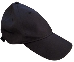Lululemon black dryfit hat