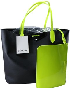 Givenchy Antigona Antigona Neon Tote in Black