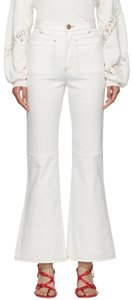 See by Chloé Flare Leg Jeans