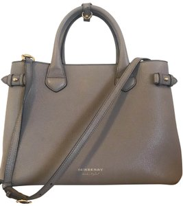 Burberry Tote in Thistle Grey