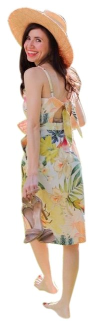 Anthropologie short dress printed on Tradesy Image 1