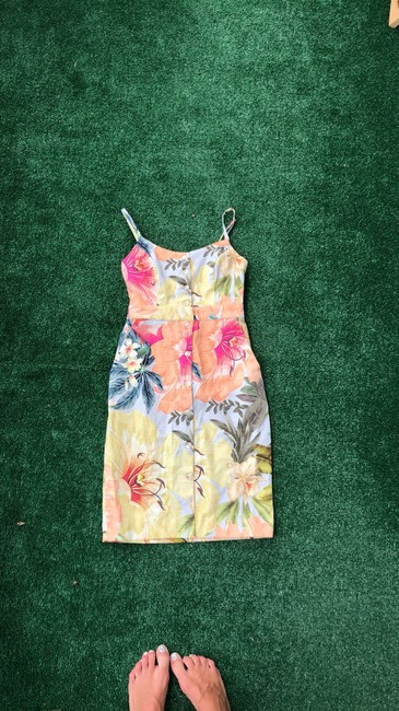 Anthropologie short dress printed on Tradesy Image 2