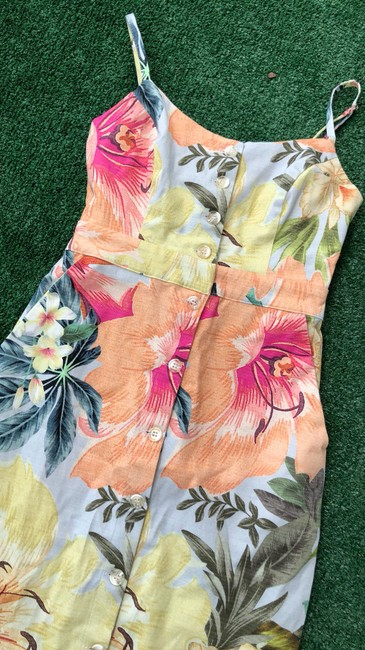Anthropologie short dress printed on Tradesy Image 3
